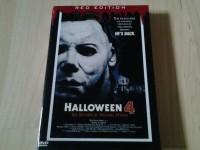 Halloween 4-kleine hartbox red edition!