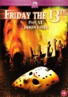 Friday the 13th - Part 6 - deutscher Ton! - DVD
