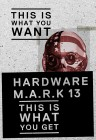 HARDWARE - M.A.R.K. 13 (Blu Ray+2DVDs+CD) NEU
