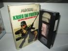 VHS - Krieg im Frieden - Henry Silva - ALLVIDEO