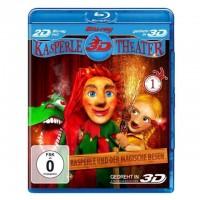 Kasperle Theater 3D - Teil 1: Blu Ray 3D+2D OVP