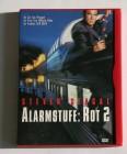 Steven Seagal Alarmstufe: Rot 2 DVD uncut FSK 18 TOP!