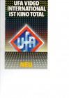 UfA Pünktchen  KATALOG mit 15x front Cover abbildung !