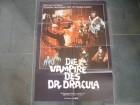 DIE VAMPIRE DES DR. DRACULA - ORIGINAL KINOPLAKAT A1