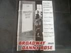 BROADWAY DANNY ROSE - ORIGINAL KINOPLAKAT A1