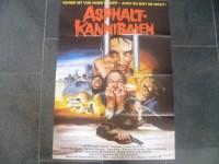 ASPHALT KANNIBALEN - ORIGINAL KINOPLAKAT A1