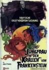 Jungfrau in den Krallen von Frankenstein - Cover A - DVD