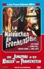 Jungfrau in den Krallen von Frankenstein - Cover B - DVD