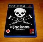PS2 PLAYSTATION 2 - JACKASS THE GAME - USK 18