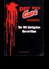 DEEP RED GORE  Die 100 blutigsten Horrorfilme - 223 Seiten !
