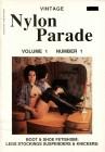 Vintage Nylon Parade Vol.1 No.1 - Magazin in DIN A4 Format