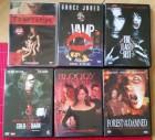 Vampirfilm Sammlung: 6 DVDs+Last Sect+Cold&Dark+VAMP-TOP