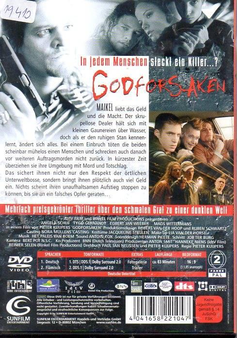 Godforsaken (19410)