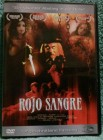 Rojo Sangre Dvd Uncut Paul Naschy (M)