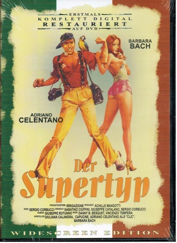 --- DER SUPERTYP - ADRIANO CELENTANO ---