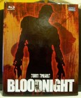BLOOD NIGHT AKA INTRUDER - BLU RAY - KL.HARTBOX - CMV  -  RA
