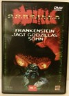 Godzilla Monster Collection Frankenstein jagd Gozillas Sohn