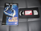 Lady Hunter SPLENDID VIDEO  VHS  RAR &  TOP!!