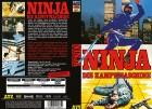 Ninja die Kampfmaschine - gr AVV Hartbox A  Neu