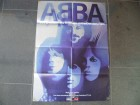 ABBA - THE MOVIE   - ORIGINAL KINOPLAKAT A1