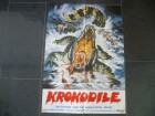 KROKODILE  -  ORIGINAL KINOPLAKAT A1