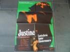 JUSTINE-LUSTSCHREIE HINTER KLOSTERMAUERN- ORIG KINOPLAKATA1