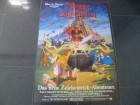 TARAN UND DER ZAUBERKESSEL - Disney - ORIGINAL KINOPLAKATA1