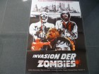 INVASION DER ZOMBIES - ORIGINAL KINOPLAKATA1
