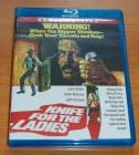 KNIFE FOR THE LADIES - Splatter-Western - uncut - Blu-Ray