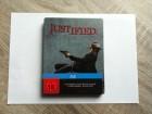 JUSTIFIED - Season Staffel 3 STEELBOOK BLU-RAY UNCUT/wie neu