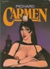 Carmen Pichard SM Erotik Comic