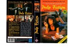 PULP FICTION - LIMITED EDITION - kl.Cover  VHS