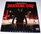 Maniac Cop Laserdisc - Unrated - von Elite - Special Edition