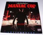 Maniac Cop Laserdisc - Unrated - von Elite - Special Edition