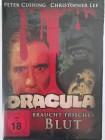 Dracula braucht frisches Blut - Van Helsing - Peter Cushing