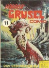 Horror Grusel 11  Erotik Comic