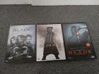 BLADE Teil 1-3 Wesley Snipes tlw. NEU DVD