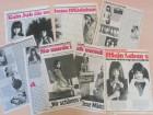 CARMEN JÄCKEL privat 1973 BRAVO 7 Seiten SCHULMÄDCHEN-REPORT