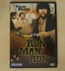 Run man Run - Tomas Milian /  Blue Underground DVD