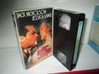 VHS - Wenn der Postmann zweimal klingelt - J.Nicholson - VMP
