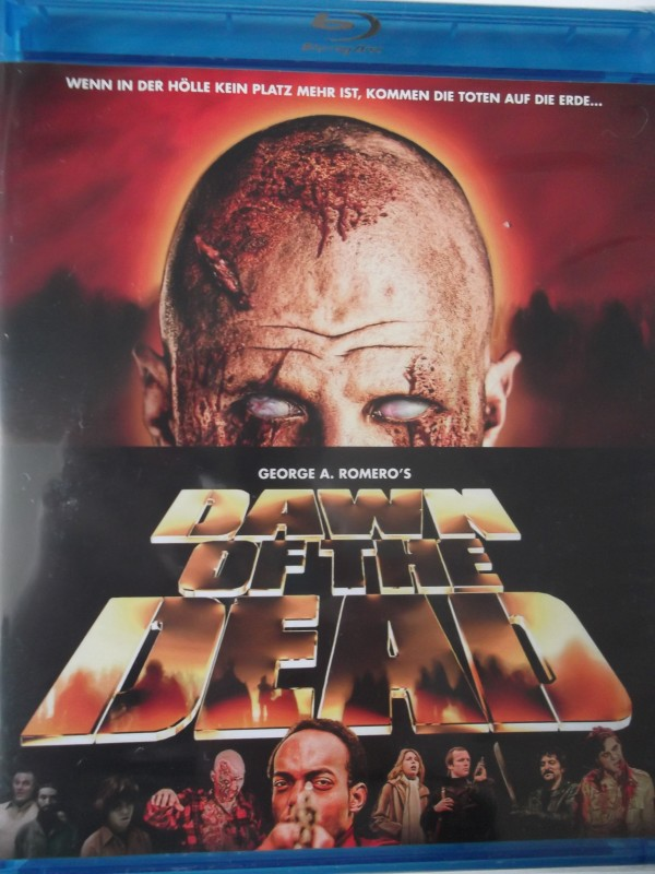 Dawn of the Dead - 3D & Extended Version - George A. Romero