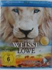 Der weiße Löwe – König der Löwen in Realfilm - Tierfilm