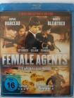 Female Agents - Invasion steht bevor, Spionage im Weltkrieg
