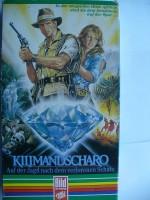 Kilimandscharo ... Gordon Mitchell ...  Pappschuber !!
