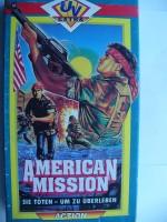 American Mission - Sie Töten um zu Überleben Pappschuber !!