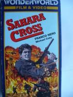 Sahara Cross ... Franco Nero, Michael Coby.  Pappschuber !!