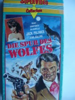 Die Spur des Wolfes ... Jack Palance ... Pappschuber !!