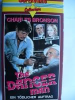 The Danger Man ... Charles Bronson  ... Pappschuber !!