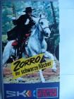 Zorro der schwarze Rächer ... Frank Latimore ... Pappschuber