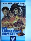 Die Leoparden kommen ... Klaus Kinski ... Pappschuber !